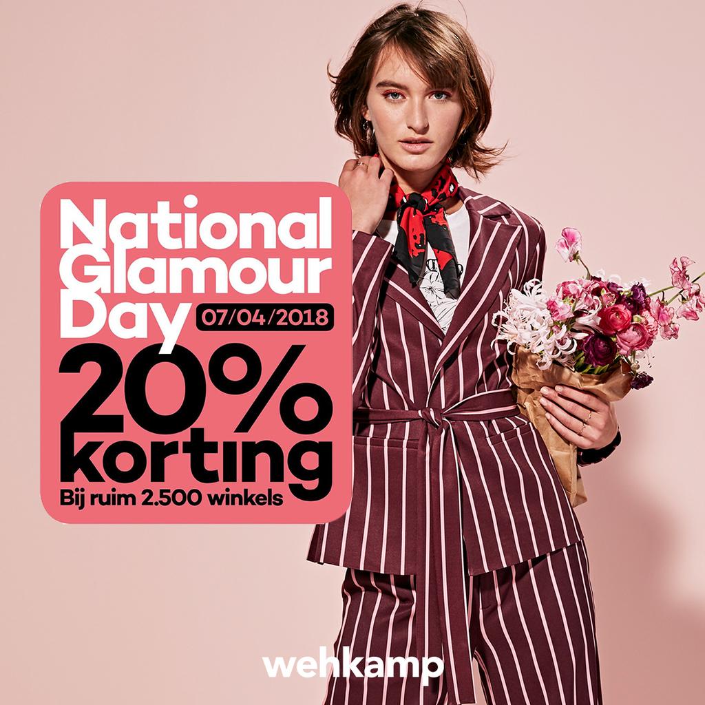 94707d998cb Het hele weekend twintig procent korting bij Wehkamp! -