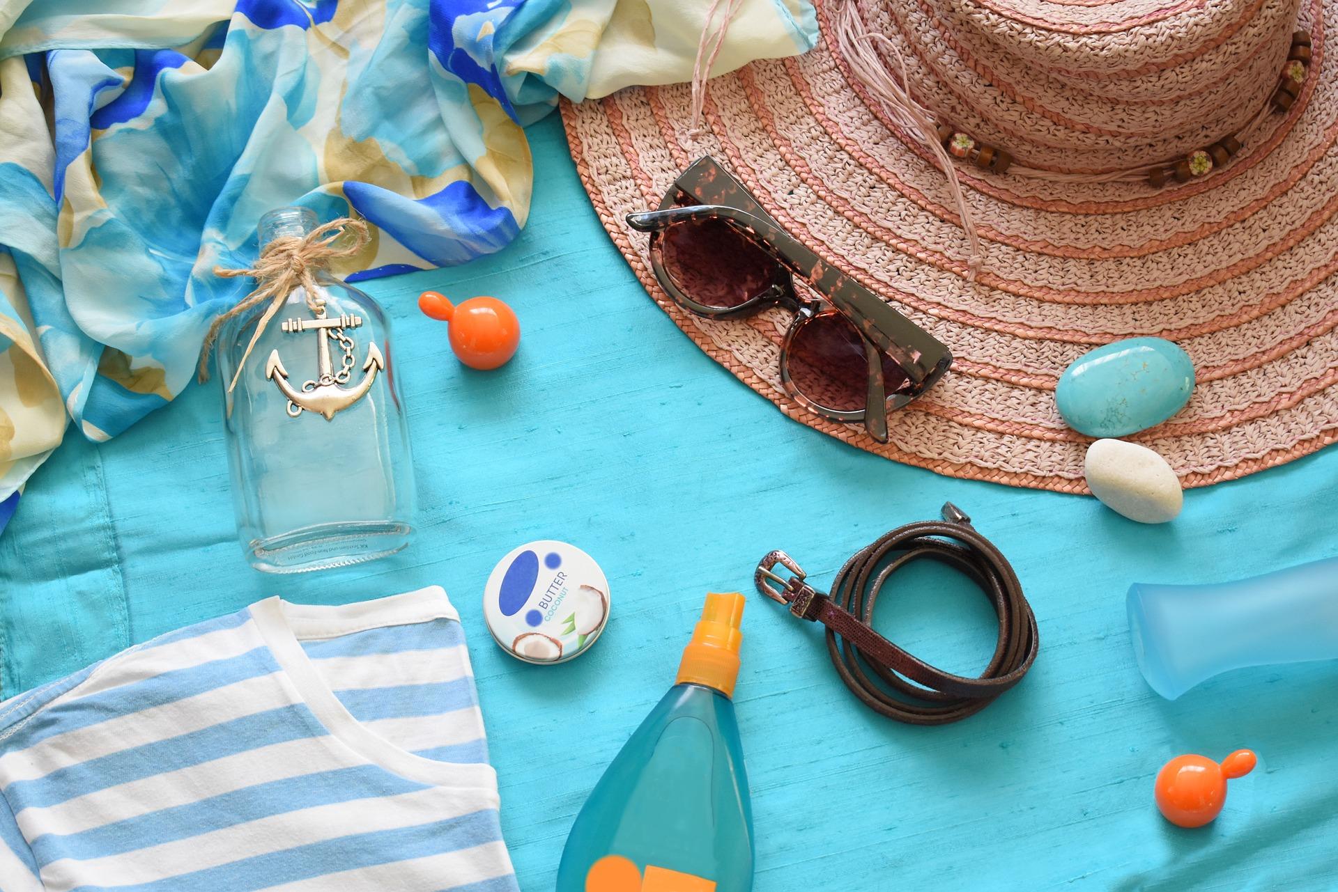 Handige beautyproducten om mee te nemen op vakantie