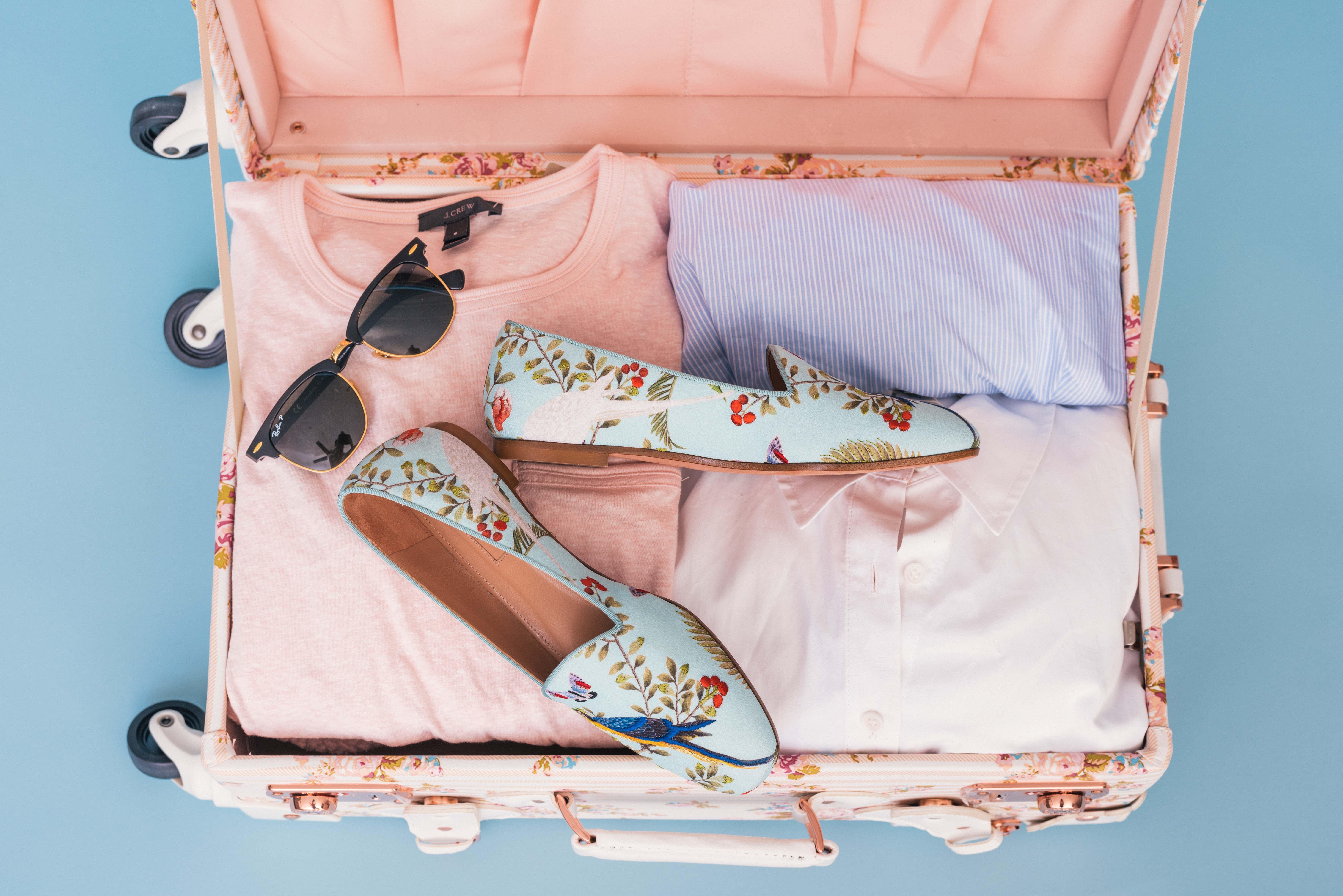 Het inpakken van je koffer doe je zo!