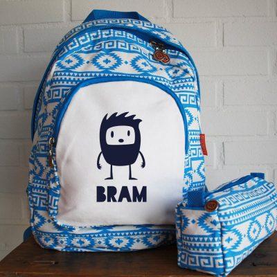 Back to school! Win een kinderrugzakje met naam