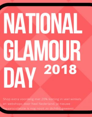 Alle kortingscodes van Glamour Day 2018 vind je hier!