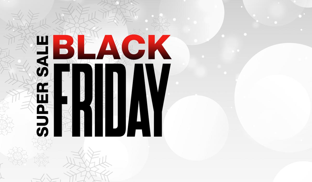 Deze 5 Black Friday deals mag jij niet missen!