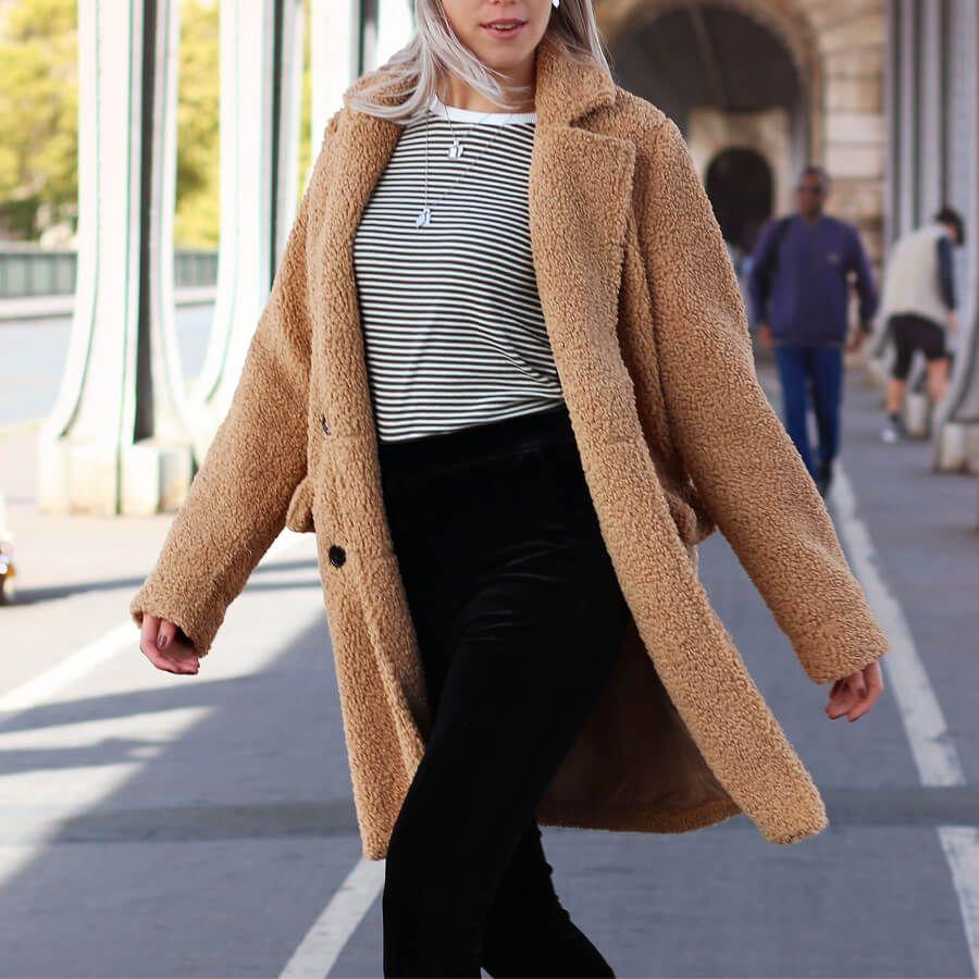 De gekleurde faux fur, precies wat jij nodig hebt!